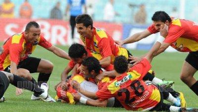 Ligue des champions de la CAF 1/16è de final : ES Tunis # ASPAC 5-0