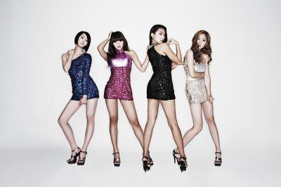So cool / Sistar-Follow me (2011)