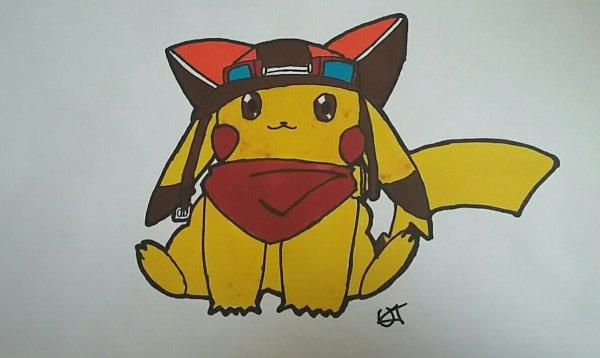 Pikachu ♡o♡