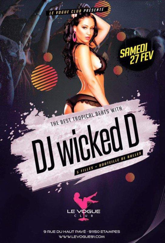 DJ WICKED.D