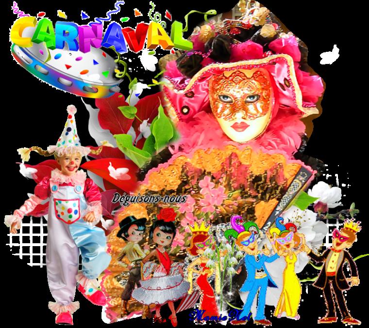 Bonne semaine en ce temps de Carnaval...
