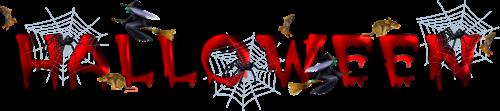Dernier jour d'octobre........Hallowen