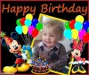 lundi 16 décembre 2013 anniversaire de mon petit fils Morgan 2 ans