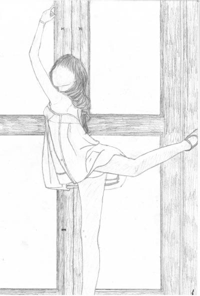 ..my ballerina..