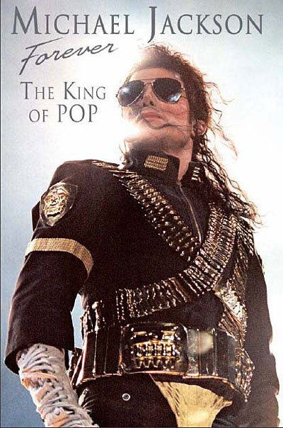 DVD MICHAEL JACKSON FOREVER THE KING OF POP