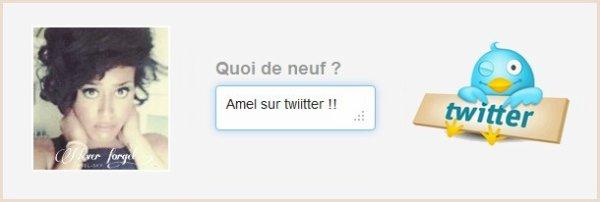 Follow #Amel