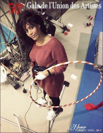 _____Amel artiste de Cirque...