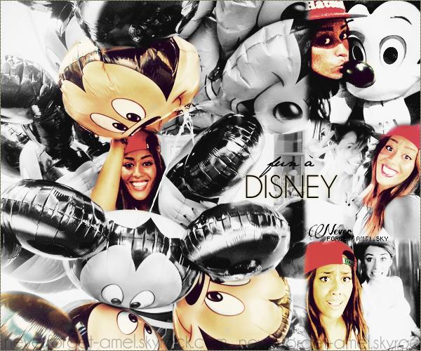 28/08: Journée à Disney =)