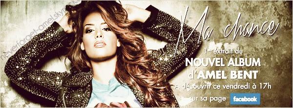 Découvre en excℓu  le nouveau single d'Amel !