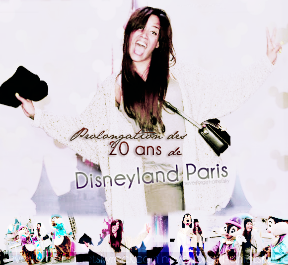 Prolongation des 20 ans de Disneyland Paris #3