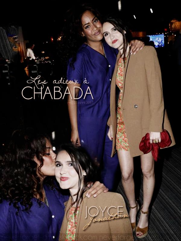 La fin de Chabada
