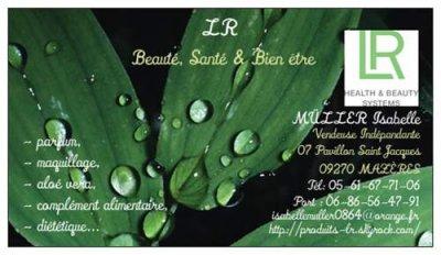 Blog De Produits LR Beaute Sante Bien Etre