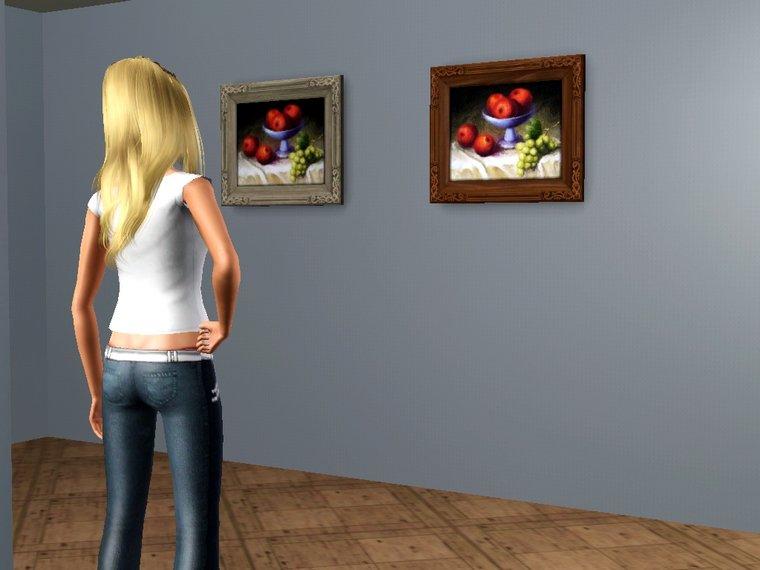 Màj 1 : Quand Aurore va au musée d'art moderne (très moderne)
