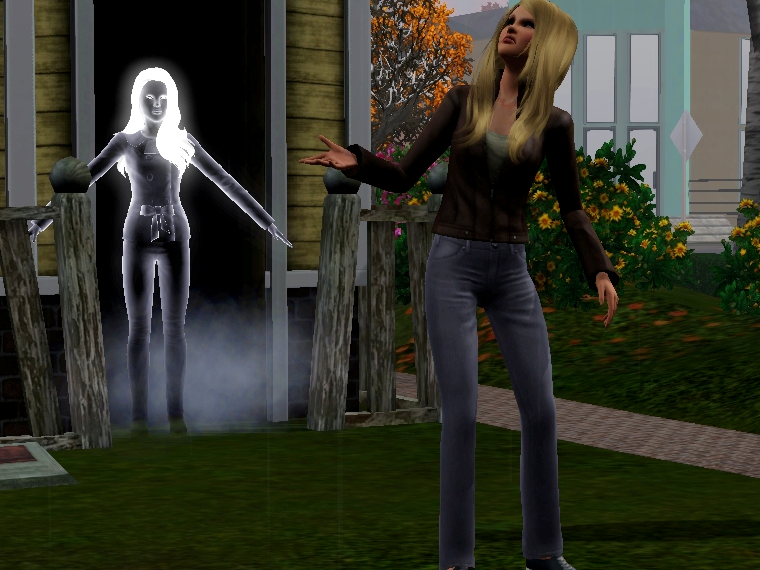 Màj 12 : Un fête nulle et un fantôme