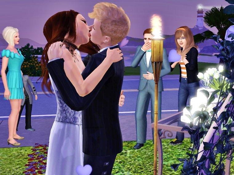Màj 13 : Un mariage à vomir