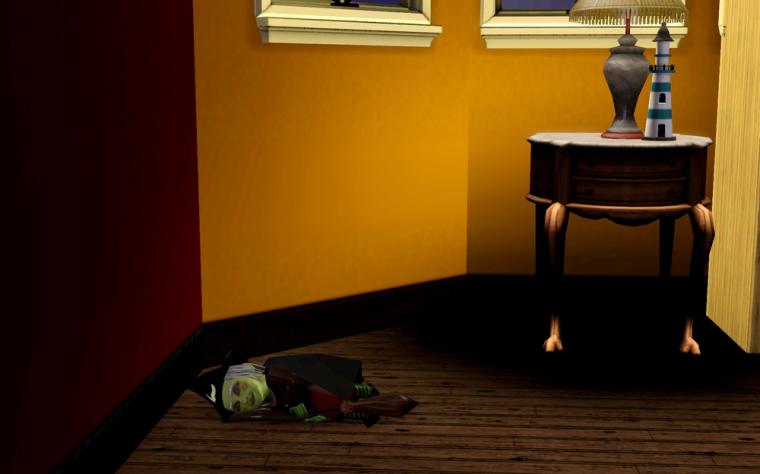 Màj 17 :  Peinture, gnome et...planche à repasser ?