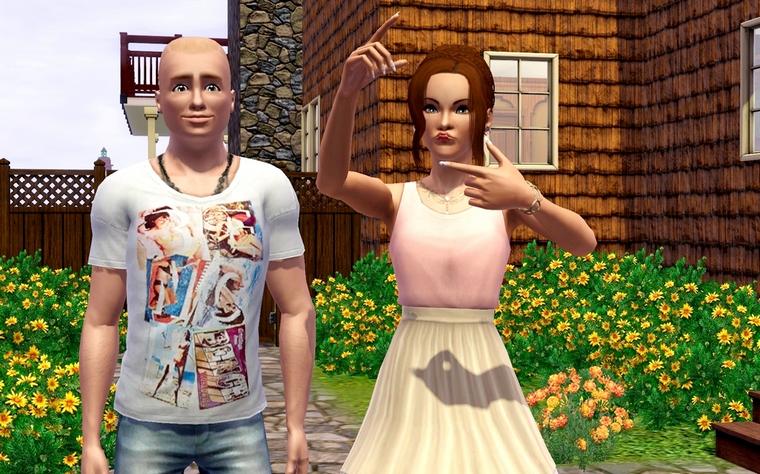 Màj 21 : Les Sims sont dérangeants...