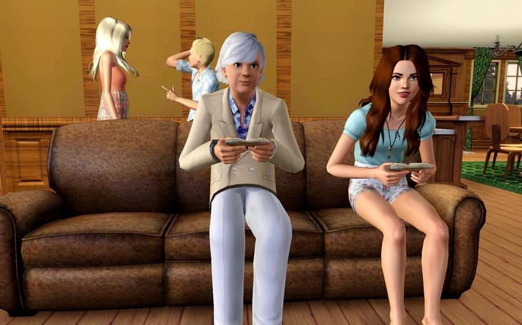 Màj 21 : Papy Hank le gamer