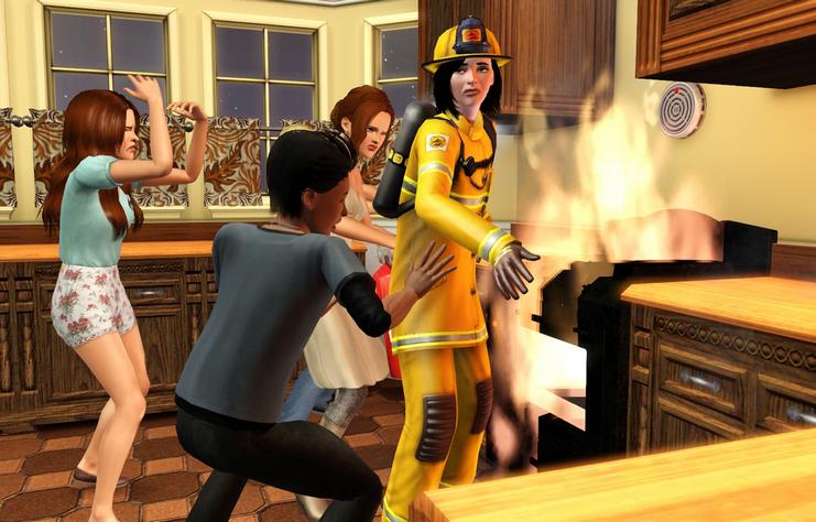 Màj 22 : Alexia, les lasagnes flambées et la vie tout à fait normale des Amaryllis.
