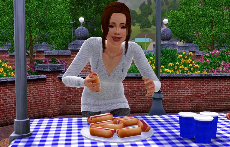 Màj 28 : Hot dogs !
