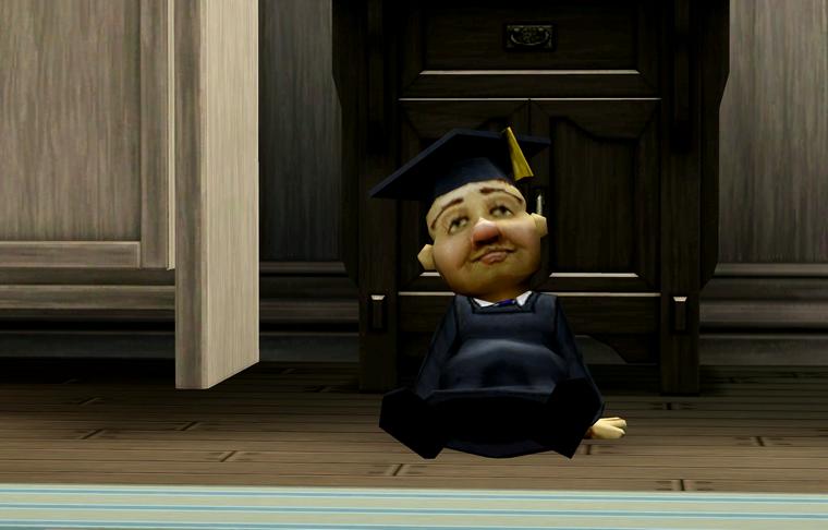 Màj 30 : Semaine 2 : Gnome et jaccuzi