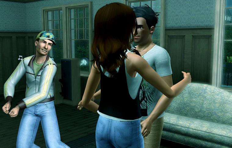 Màj 31 : Semaine 5 : Jeremy, Sarah et le mec à casquette