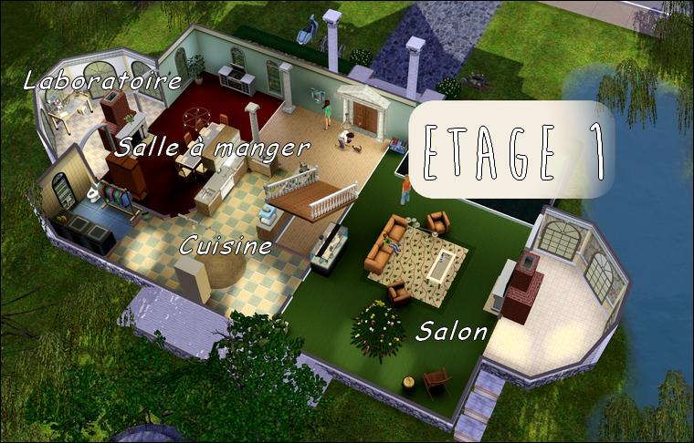 Màj 33 : Nouvelle maison