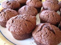 mufffins au chocolat