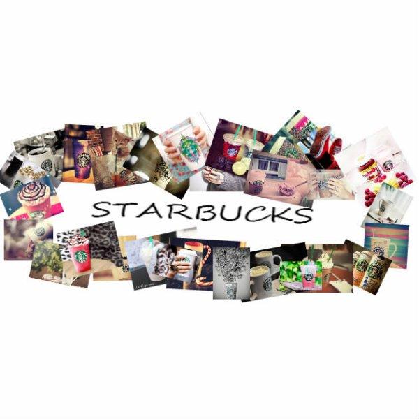 Montage (n°2) Starbucks
