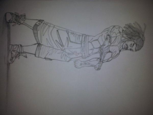 les cousin en dessin lol go exagéré les corps alors les filles du calme ok lol !!!!