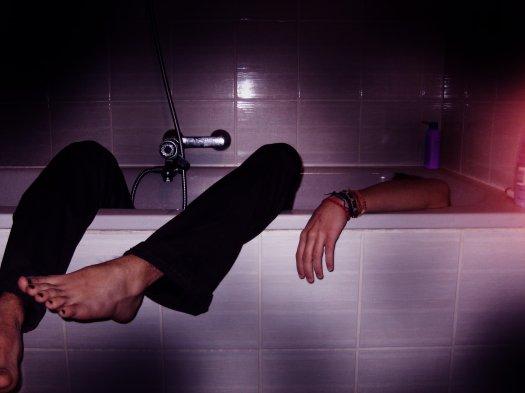Mes orteils noircis vous saluent ...