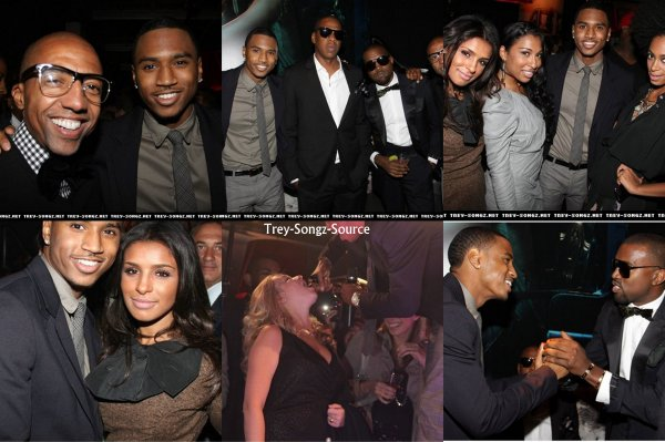 Rocawear & Hennessy Black Celebrate Fall Campaign With Trey Songz
