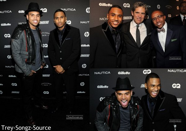 Trey At The Gentleman's Ball
