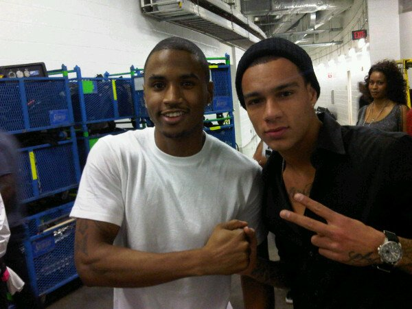 Twitpic avec Gregrory Wiel