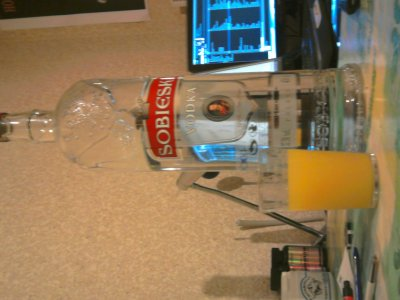 vodka ( acheter en espagne )  4L5
