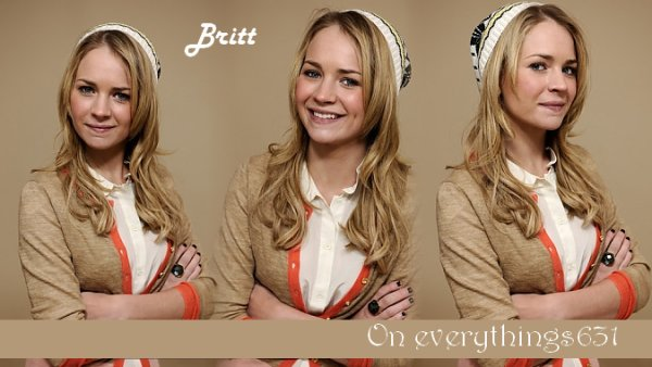 Brittany Robertson On Everythings631 Une actrice, dont ses pouvoirs nous envoûtent