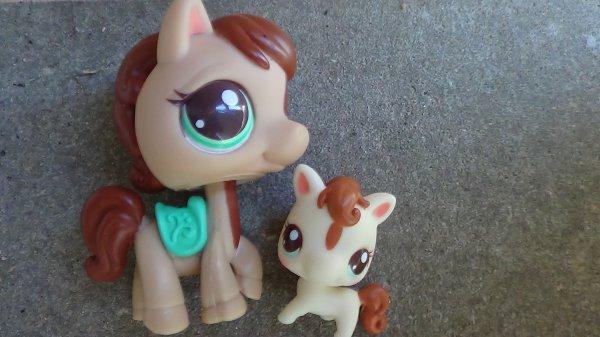 Maman et b b cheval blog de petshop 10097 - Cheval petshop ...