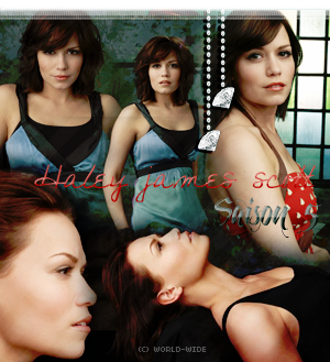 Haley James Scott Saison 4 à 6 on World-Wide