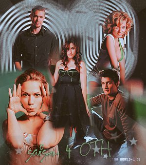 One Tree Hill Saison 1, 2, 3 & 4 on world-wide