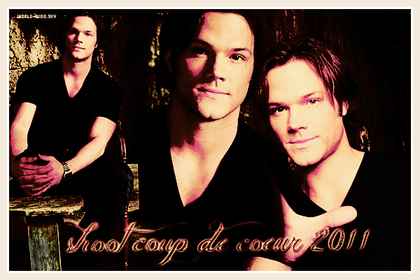 Shoot coup de coeur Jared 2007, 2008 & 2011 on World-wide