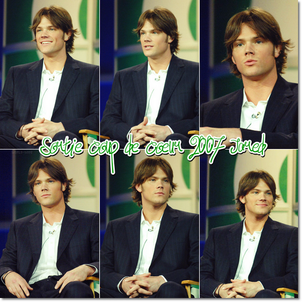 Sortie Coup de coeur jared 2006, 2007 & 2008 on World-wide