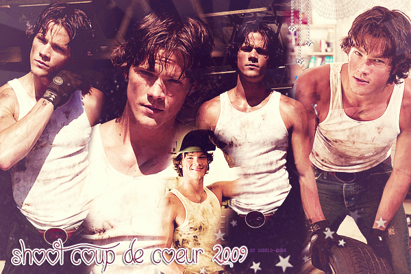 Shoot coup de coeur jared 2009 on world-wide