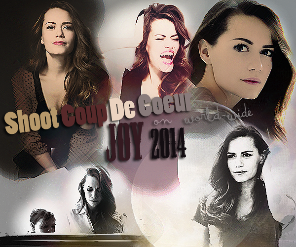 Photoshoot Coup de coeur de Joy en 2014 on theflash.sky