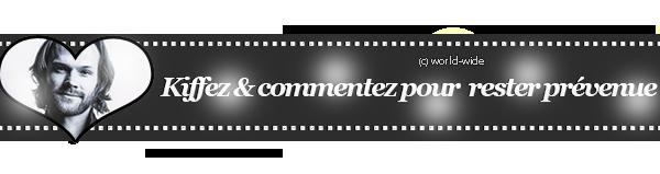 Sortie coup de coeur jared 2015 on world-wide