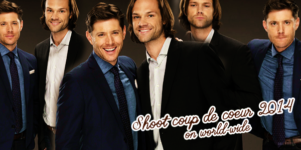 Shoot coup de coeur 2014 de Jared Padalecki on world-wide