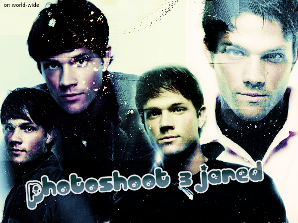 Autres photoshoot de Jared Padalecki on world-wide