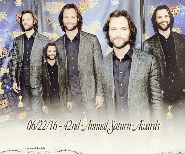 Sortie de Jared Padalecki en 2016 on world-wide