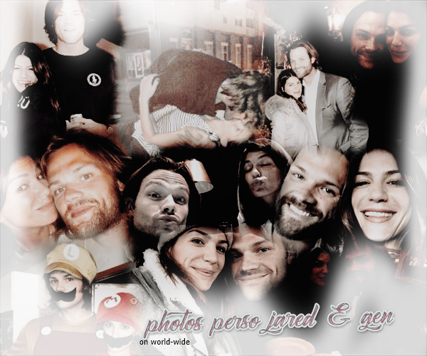 Photos personnelle de Jared & Genevieve Padalecki on world-wide.sky