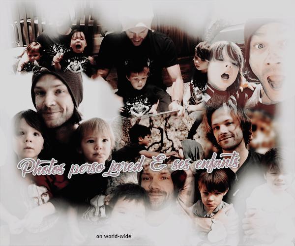 Photos personnelle de Jared & ses enfants on world-wide.sky