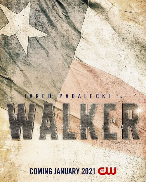 "Infos pour la nouvelle série ""Walker"" Jared Padalecki on world-wide.sky"